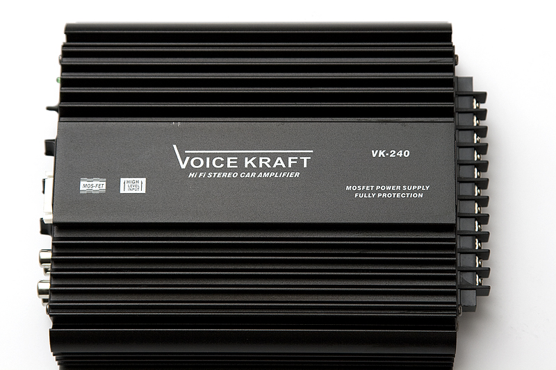 Zosilňovač do auta Voice Kraft VK-240 1000W